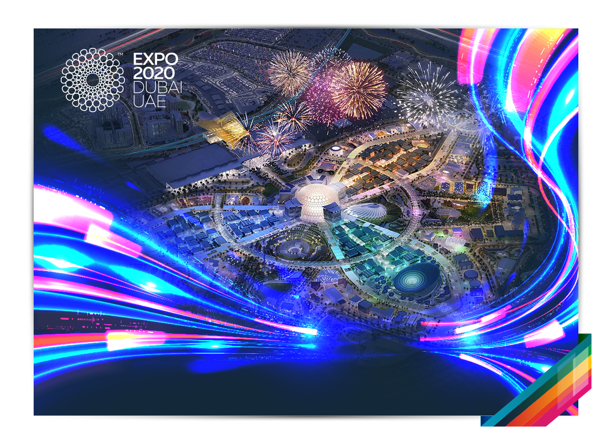 The Road to Expo 2020, world's largest expo in Dubai
